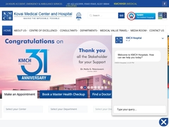 Cardiologists in Coimbatore - kmchhospitals.com