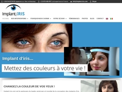 Change eye color Tunisia
