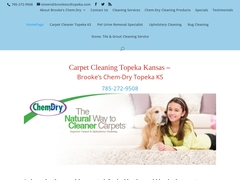 Green Carpet Cleaning Services Topeka, KS