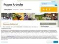 FRAPNA Ardèche