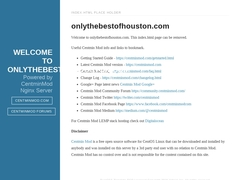 Houston Houses For Sale