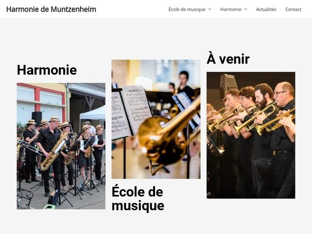 ECOLE de MUSIQUE : Muntzenheim
