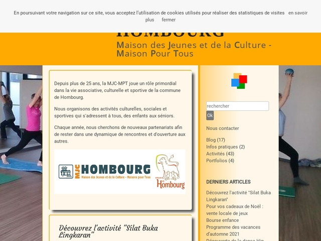 ECOLE de MUSIQUE : HOMBOURG  -   M.J.C