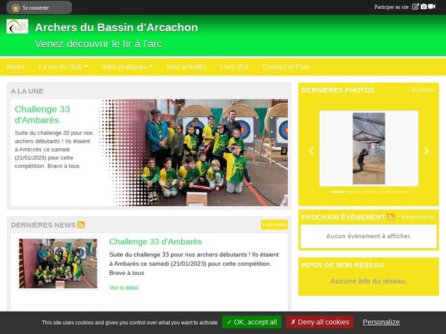 Archers du bassin d'Arcachon