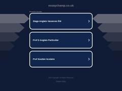 Essay Champ