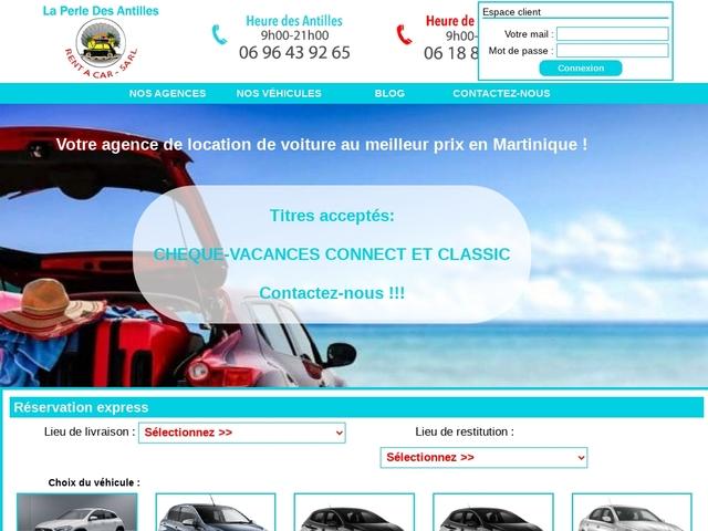 La Perle des Antilles : Rent a Car