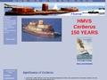 HMVS Cerberus