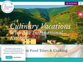 International Cooking School Vacations
