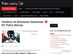 PobierzGry24.pl - Pełne Wersje Gier Do pobrania