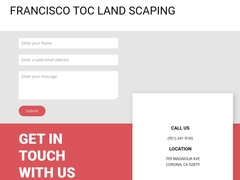 Landscaping Services in Corona