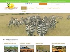 Family Holiday Safaris Kenya Tanzania
