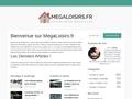 MegaLoisirs.fr - Blog Loisir, Création, Passion et Activité