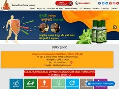 Divyarishi Arogyam Sansthan - Best Ayurvedic Treatment Center Delhi