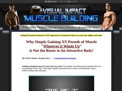 Visual Impact Muscle Building for Men