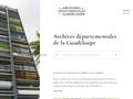 Archives départementales de la Guadeloupe