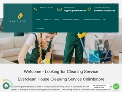House Cleaning Services Coimbatore