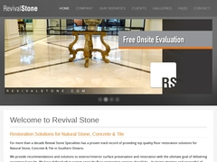 Natural Stone Restoration Company