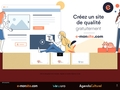 Site officiel de Rebecca Moleray