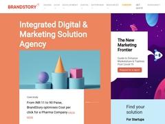 Digital Marketing Agency in Bangalore | Brandstory