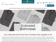 Soft Touch Linens