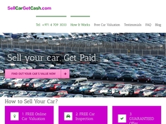 Selling Car in Dubai