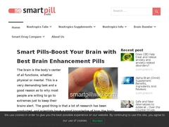 Smart Pills - Boost Your Brain with Best Enhancement Pills