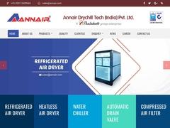 Moisture Separator | Refrigerated Air Dryer