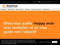 Webanymous : création de site internet et agence SEO