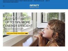 Infinity Windows & Doors Replacement in Toronto and the area