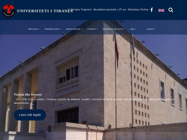 Università di Tirana