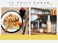 "Restaurant ""Le Petit Dakar"" - Paris"