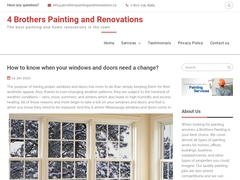 Commercial Painting Sherwood Park