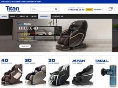 Panasonic massage chairs