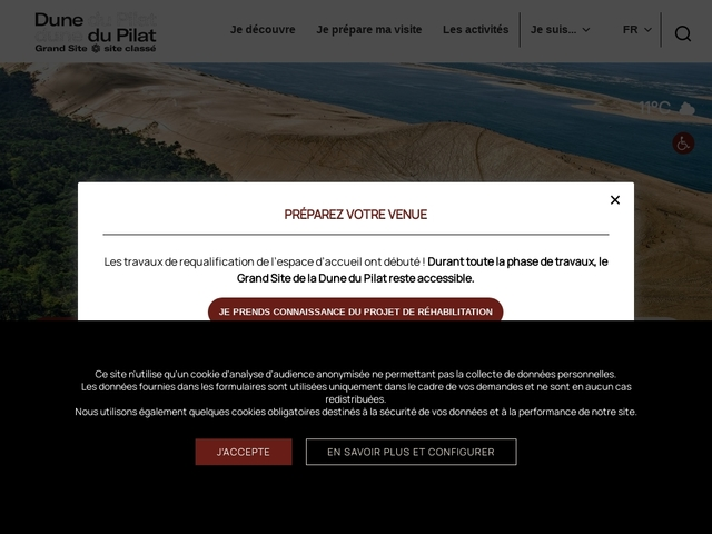 Syndicat mixte La grande dune du Pilat