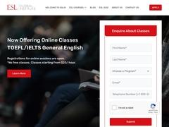 Best Esl school in California| English language School