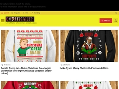 Chrithmith – Best Christmas ugly sweaters