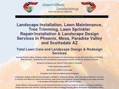 Landscape Installation Phoenix Az