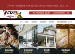 ACME Pest & Termite Control Jonesboro, AR