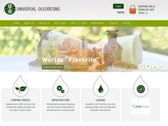 Universal Oleoresins | Indian Spice online