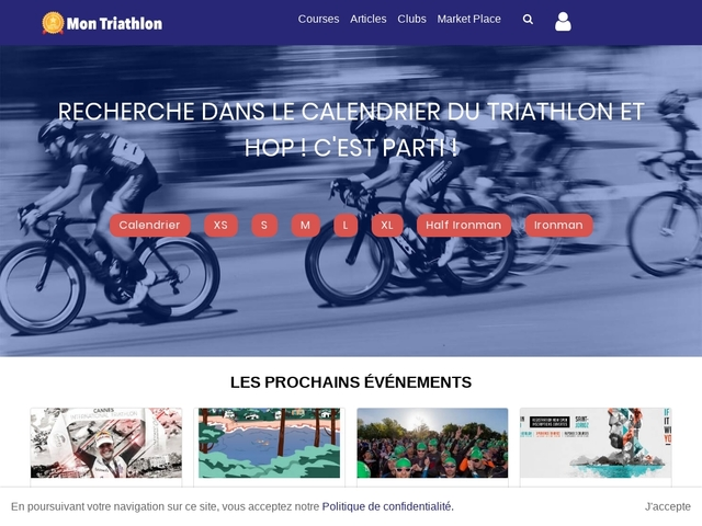 Triathlon-live.info, toute l'actualité du triathlon
