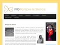 IVG, rompre le silence