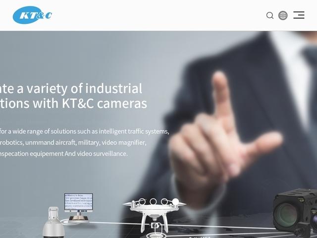 KT&C USA | KTNC | High Definition Video Surveillance Equipment