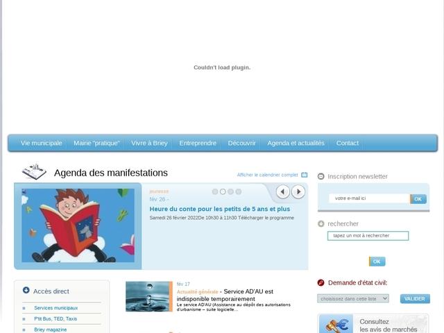Ville de Briey - Site officiel - Comité d'Entraide aux Handicapés