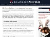 Le Mag de l'Assurance