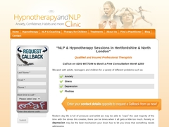 hypnosis for confidence Hertfordshire
