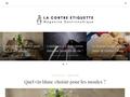 La-Contre-Etiquette.com: acheter votre vin au prix producteur en direct des meilleurs domaines