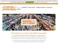 Marché du tissu - Mons -Expo