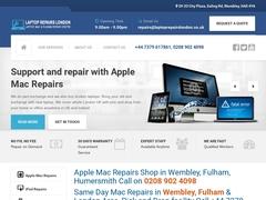 Apple or mac Virus Removal company in london