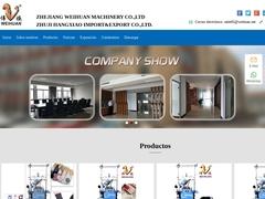 Zhejiang Weihuan Machinery Co., Ltd VN