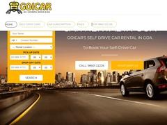 Goicar Car Rental in Goa
